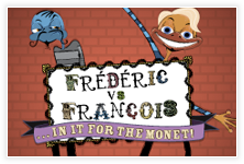 Frederic Vs Francois In It For The Monet