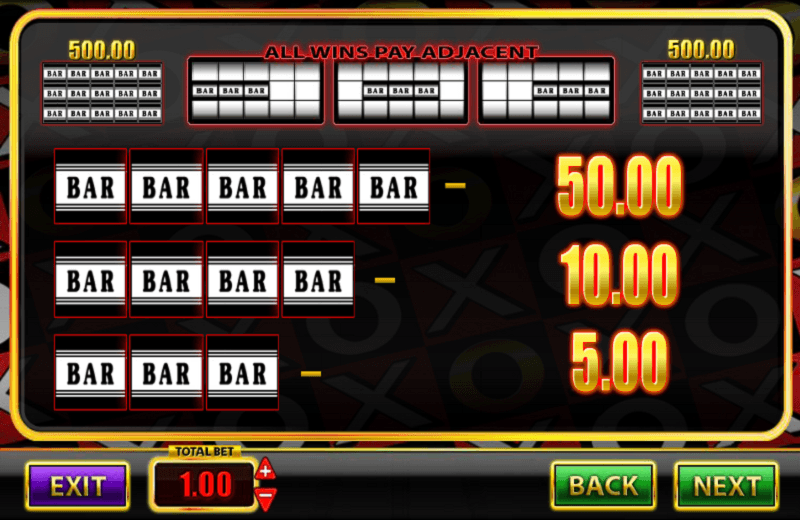 Super Spinner Bar X Slot - Play Online for Free Now