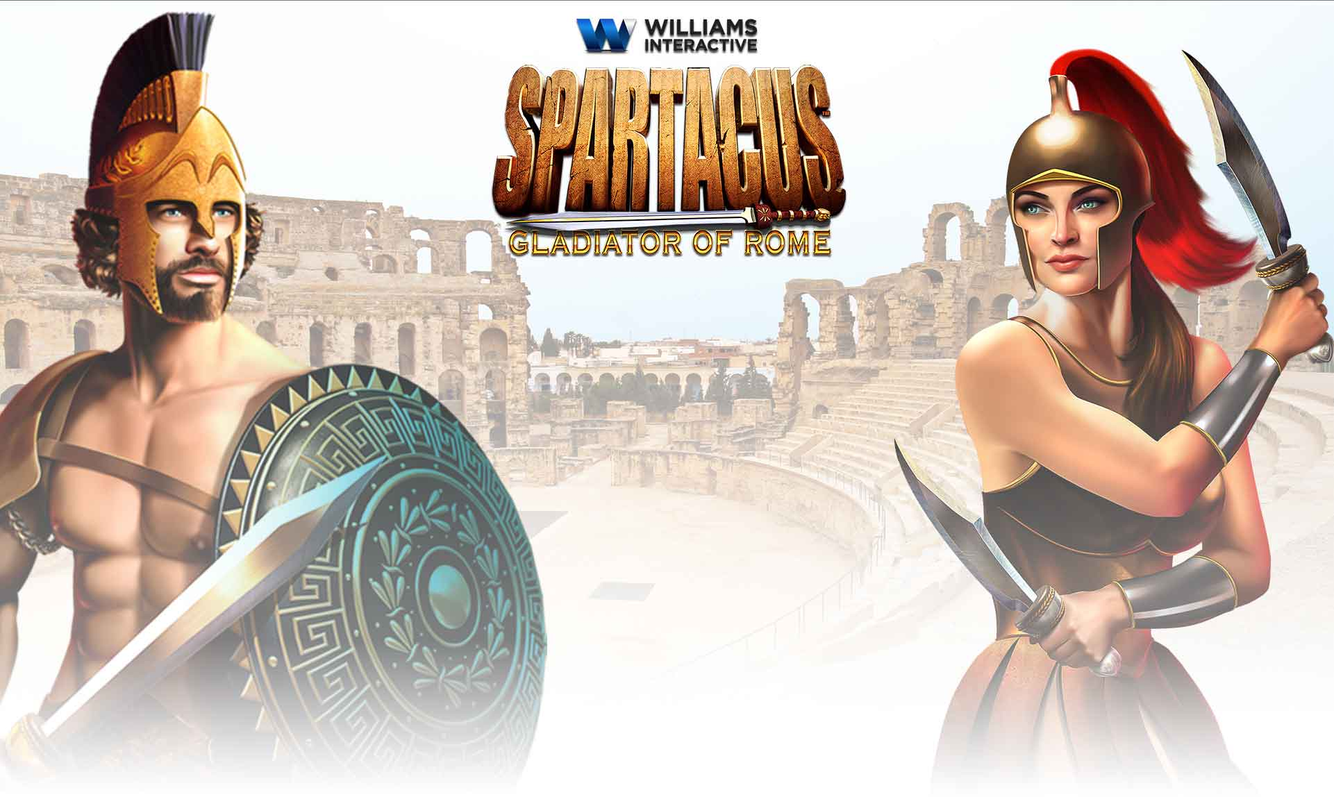 Play Spartacus Slot - Claim Free Spins at SlotsWise Casinos