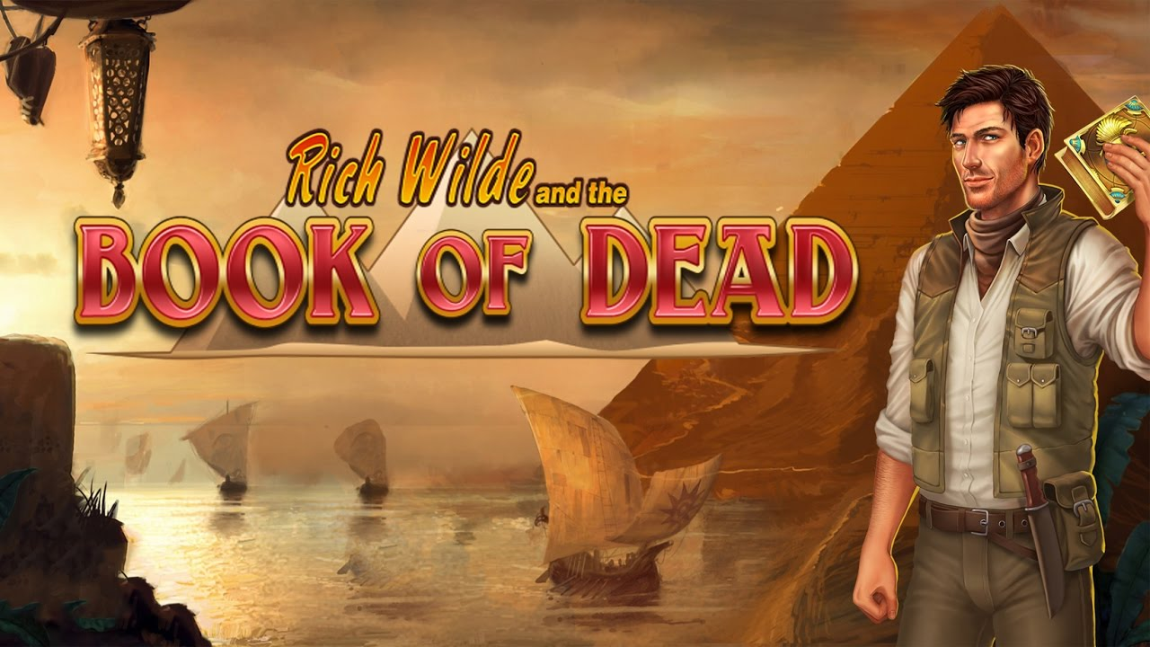 Book of dead online slot free