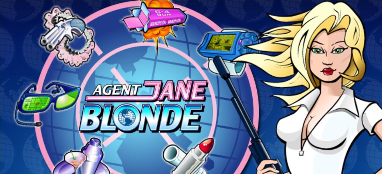 Bingo Sites with Agent Jane Blonde Slot