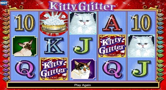 Bingo sites with Kitty Glitter