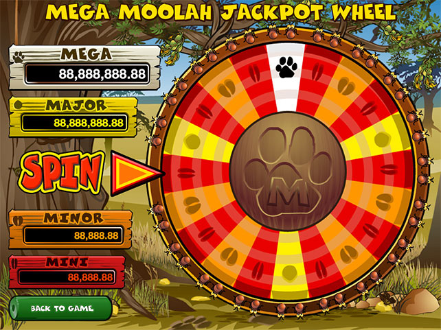Jackpot Wheel Mega Fortune